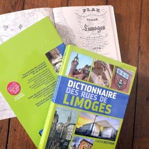 Dictionnaire des rues de Limoges